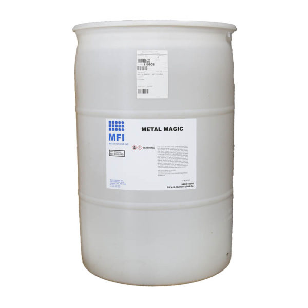 MFI Metal Magic 55 Gallon