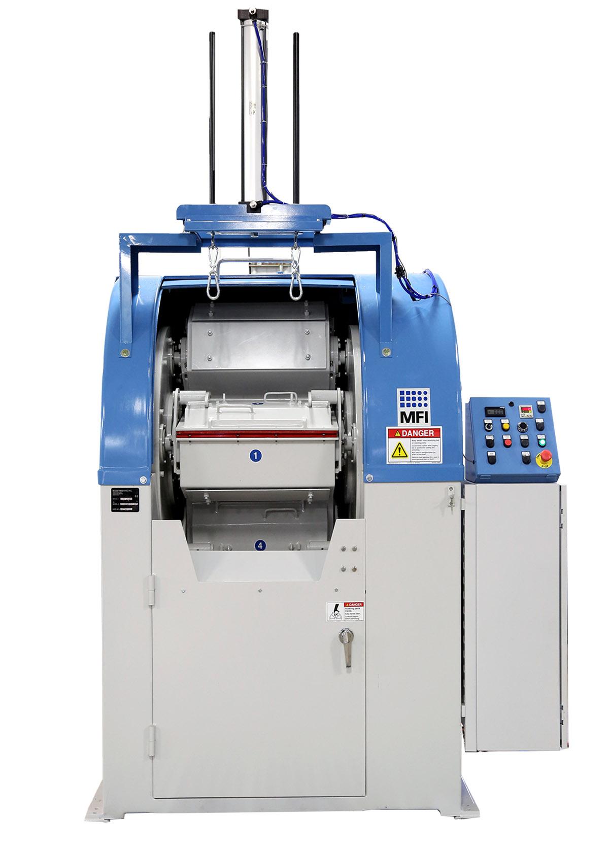 HZ-120 Centrifugal Finishing Machine