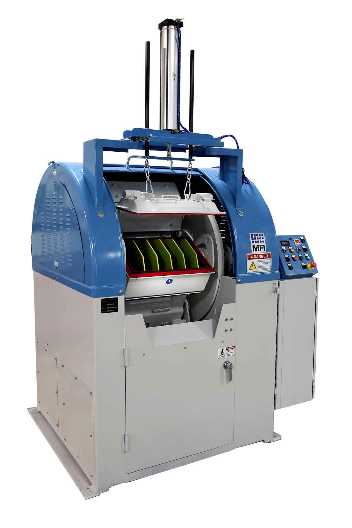 HZ-160 Centrifugal Finishing Machine