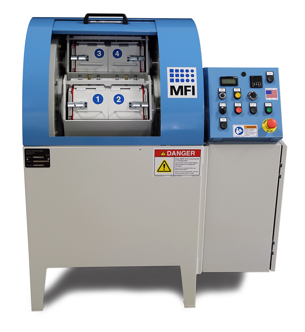 HZ-40 Centrifugal Finishing Machine