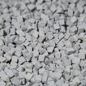 Ceramic Fast Cut Gray Triangle Media