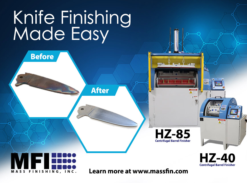 Knife Finishing Made Easy