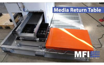MFI Adds Media Lifting Table Option