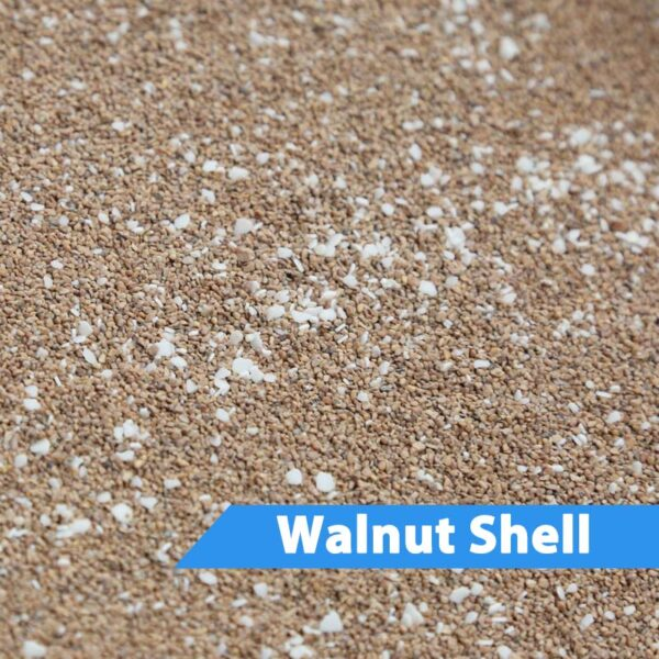 MFI Treated Walnut Shell