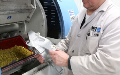 MFI Tests Out New Pre-Polishing Media