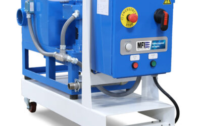 MFI Offering Centrifuge for Wastewater Cleaning