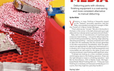 Cutting Tool Engineering Magazine's Interview