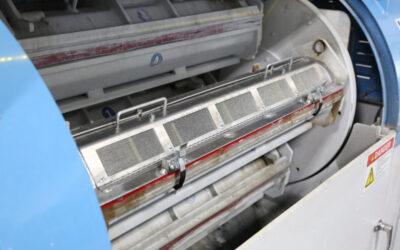 Equipment Spotlight: HZ-Series Rinse Screen Attachment