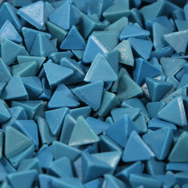 "9/16"" MF-Pre-Polishing Tetrahedron Media"