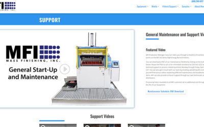 New Support Page and Video Demos for HZ-Series Maintenance